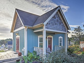2BR Olivia Beach Camp Cabin w/ Jacuzzi & Fire Pit! - Pool, spa, wifi, dogs ok - Lincoln City vacation rentals