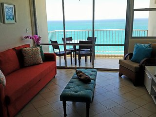 Beachfront ~ Fully Remodeled ~ Marbella Del Caribe ~ Best Location of San Juan - Isla Verde vacation rentals
