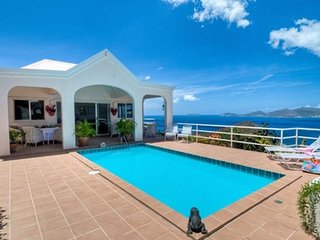 Secluded Caribbean Villa with Spectacular Views - Belmont vacation rentals