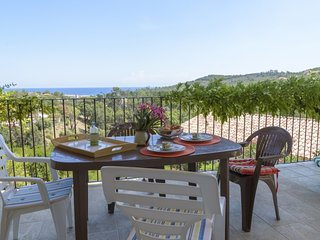 Myrta - House with 2 rooms in favone, with wonderful sea view, furnished garden and WiFi - Favone vacation rentals