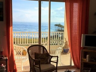 Residence Marina - Apartment with one room in Santa-Maria-Poggio, with wonderful sea view, furnished terrace - Santa-Maria-Poggio vacation rentals