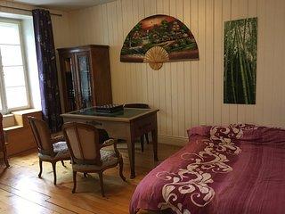 Belle chambre avec petite terrasse prés du lac - Auvernier vacation rentals