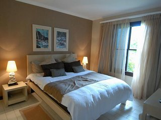 Luxury 1 bedroom water front apartment with shared pool in the Seychelles. - Eden Island vacation rentals