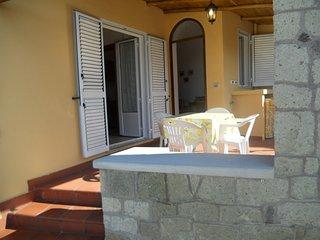 graziosa casa con grande terrazzo coperto - Forio vacation rentals