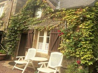 Lovely 1 bedroom Gite in Saint-Michel-de-Montjoie with Television - Saint-Michel-de-Montjoie vacation rentals