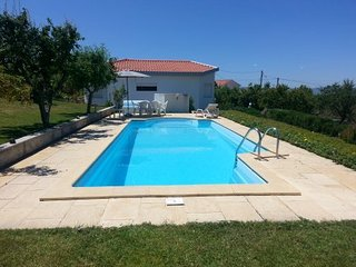 Nice House with Shared Outdoor Pool and Television - Vila Flor vacation rentals