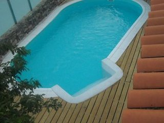 Nice House with A/C and Shared Outdoor Pool - Bragana vacation rentals