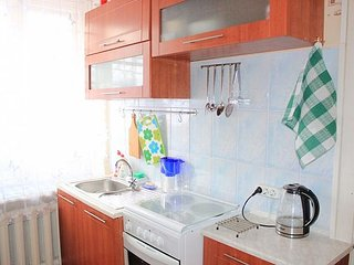 Bright 5 bedroom Kirovsk Apartment with Microwave - Kirovsk vacation rentals