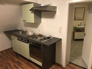Neu eingerichtete Wohnung im Stadtzentrum Fürth - Fürth vacation rentals