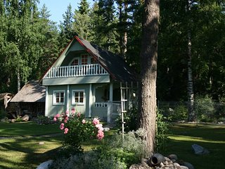 Holiday home for 4 guests at North-Estonia with sandy beach in Lahemaa Nat. Park - Loksa vacation rentals