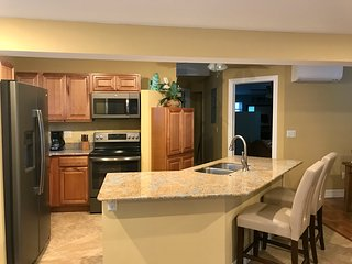 NEWLY REMODELED duplex near Times Square!!! - Fort Myers Beach vacation rentals