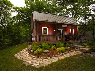Silver Lake, Awesome Cabin & Location,  Pool, Beach, Sand Dunes, Lake Michigan - Mears vacation rentals