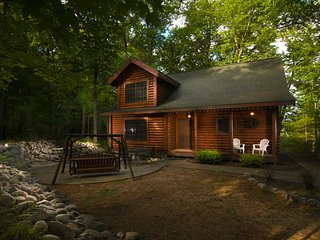 Beautiful Pentwater-area Cabin Near Lakes, Beaches, Shopping, Eatimg & more! - Pentwater vacation rentals