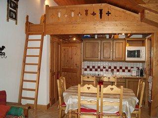 Joli appartement idéal famille. Départ ski aux pieds Pralognan la Vanoise - Pralognan-la-Vanoise vacation rentals