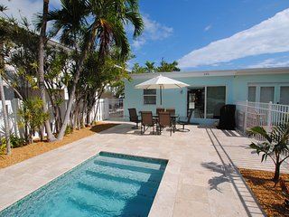 Private Pool, Deep Water Canal - MINI SEASON OPEN! - Key Colony Beach vacation rentals