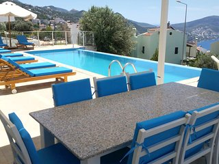 5 BEDROOMS VILLA PRESTIGE - Kalkan vacation rentals
