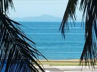 Apto Praia Massaguaçu - Caraguatatuba - De frente para o mar - Caraguatatuba vacation rentals