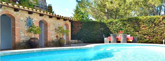 Castle for Rent Near Barcelona - Castillo Girona - Image 1 - Celra - rentals