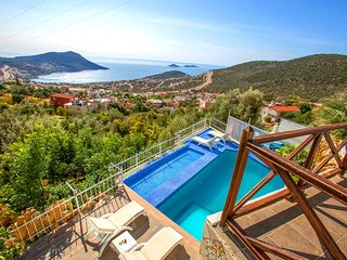 VILLA LYKIA 5 BEDROOMS SECULED - Kalkan vacation rentals