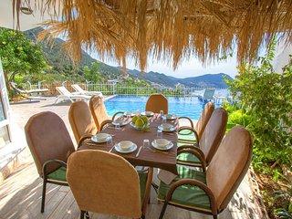 5 BEDROOMS SECULED VILLA RUBI - Antalya vacation rentals