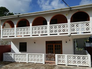 Apartment Patvale located in a quiet and friendly location, easy for transport - Castries vacation rentals