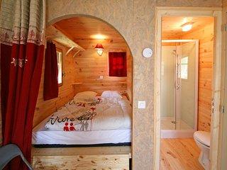 Roulotte, hébergement insolite pour des vacances bucoliques - Le Monastier-sur-Gazeille vacation rentals
