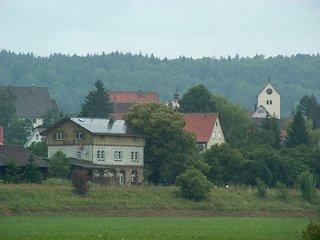 Ferienwohnung historischer Bahnhof - Romantik pur im Donautal (Nähe Sigmaringen) - Inzigkofen vacation rentals