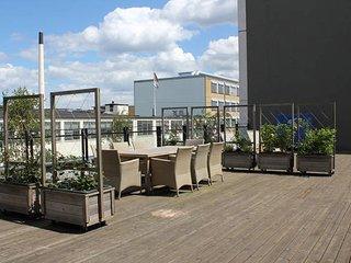 Unique appartment with 200 m2 private roof terrace - Copenhagen vacation rentals
