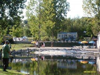 Camping Les Etangs de Plessac - Brantôme - Périgord vert - Dordogne - Brantome vacation rentals