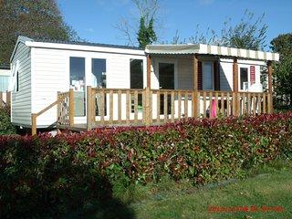 M h 6/8 pers  terrasse couv. domaine de litteau - Litteau vacation rentals