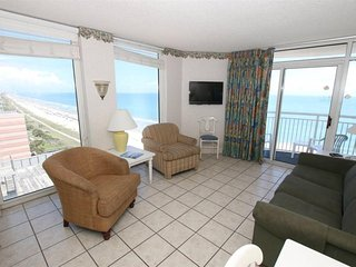 2 Bedroom Ocean Front Penthouse Condo - Myrtle Beach vacation rentals