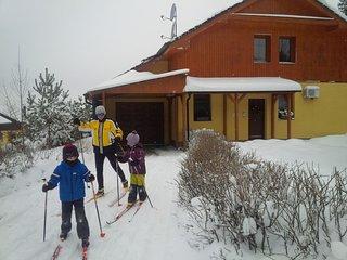 Ubytování vila Villa Park Lipno 200 - Lipno nad Vltavou vacation rentals