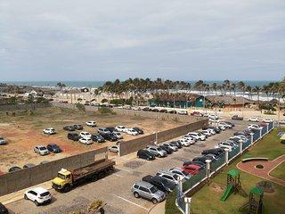 Apartamento com varanda  frente ao mar em condomínio de luxo na Praia do Futuro - Fortaleza vacation rentals