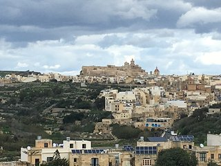 Charming Two Bedroom Apartment in Gozo with Amazing Views! - Munxar vacation rentals