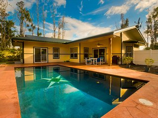 Private home inTropical setting with pool - Hilo vacation rentals