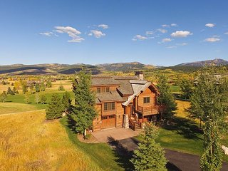 Teton Springs Luxury Log Home. 4 bedrooms/4.5 baths. New Hot Tub! - Victor vacation rentals