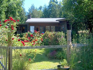 KEMA House on Hornby Island Waterfront - Hornby Island vacation rentals