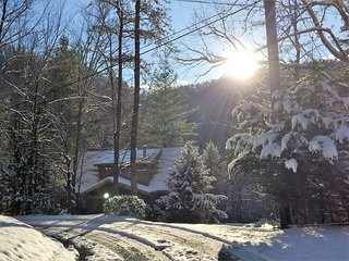 Winter sPeCiAL on 'Genesis' at Great Smoky Mtn. Park entrance and Cades Cove! - Townsend vacation rentals