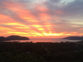 Amazing view from every room...Relax. Enjoy. Breathe. Casa Camila. - Zihuatanejo vacation rentals