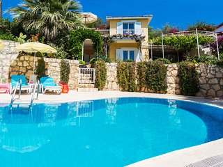 Lovely seaside Villa Mimosa, breathtaking view! - Kas vacation rentals