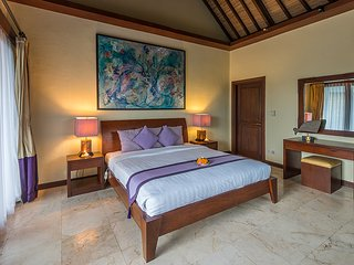 Heaven in Bali - Purple Orchid Room - Payangan vacation rentals