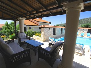 4 BEDROOMS SECULED VILLA HILLHOUSE - Kalkan vacation rentals