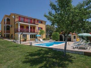 7 bedroom Villa in Labin, Istria, Croatia : ref 2047071 - Vinez vacation rentals