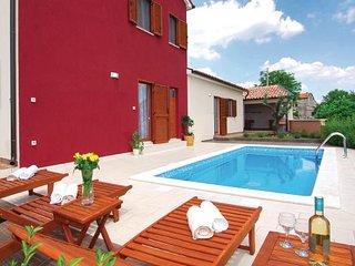 4 bedroom Villa in Svetvincenat-Stokovci, Svetvincenat, Croatia : ref 2183525 - Bibici vacation rentals