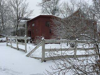 Historic 1868 Carriage House at Chester Depot - Chester vacation rentals