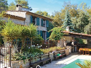 3 bedroom Villa in La Roquette sur Siagne, Alpes Maritimes, France : ref 2279472 - La Roquette-sur-Siagne vacation rentals