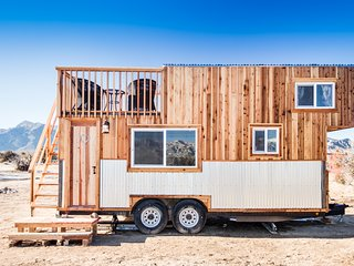 Tiny House in the Mojave Desert/The Peacock - Goodsprings vacation rentals