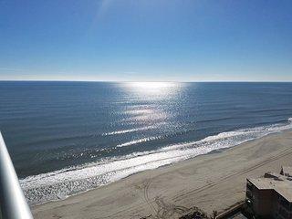 16th Floor Penthouse Sands Ocean Club Stunning Ocean Views !! - Myrtle Beach vacation rentals