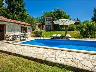 3 bedroom Villa in Cehici, Istria, Croatia : ref 2375050 - Sveti Lovrec vacation rentals