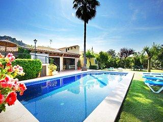 4 bedroom Villa in Pollenca, Mallorca, Mallorca : ref 3362 - Illetas vacation rentals